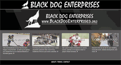 Preview of blackdogenterprises.org